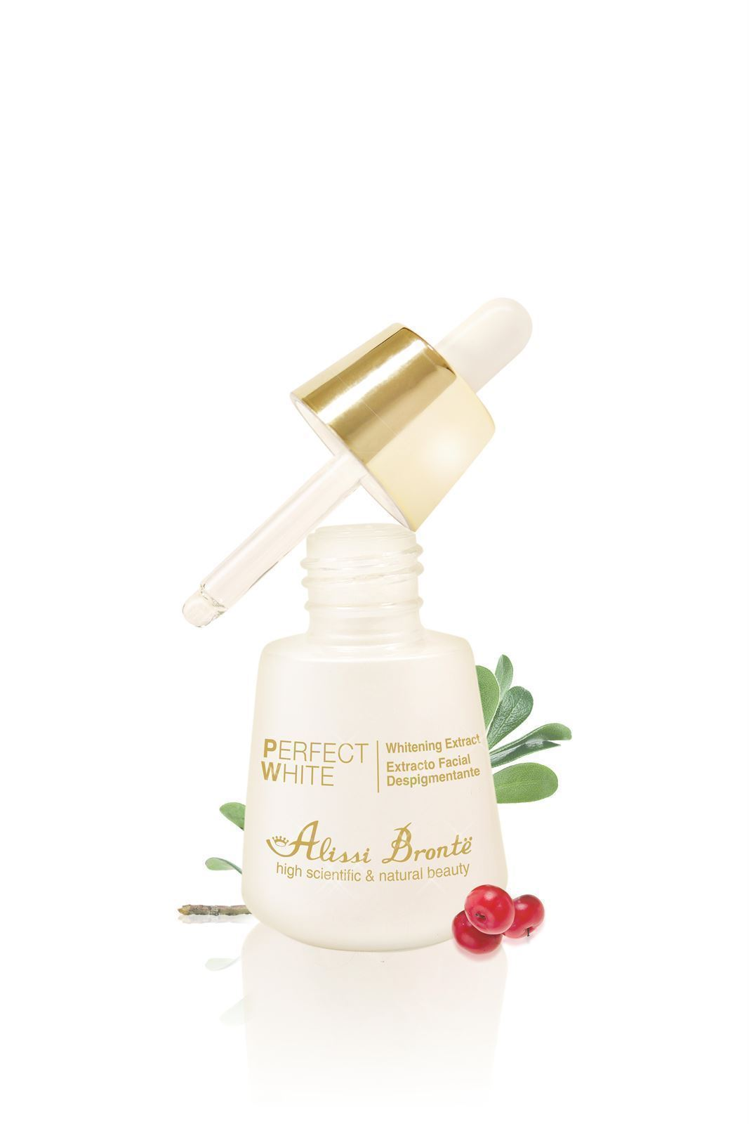 ALISSI BRONTE PERFECT WHITE 30ml. - Imagen 1