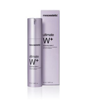 MESOESTETIC ULTIMATE W+ WHITENING CREAM - Imagen 1